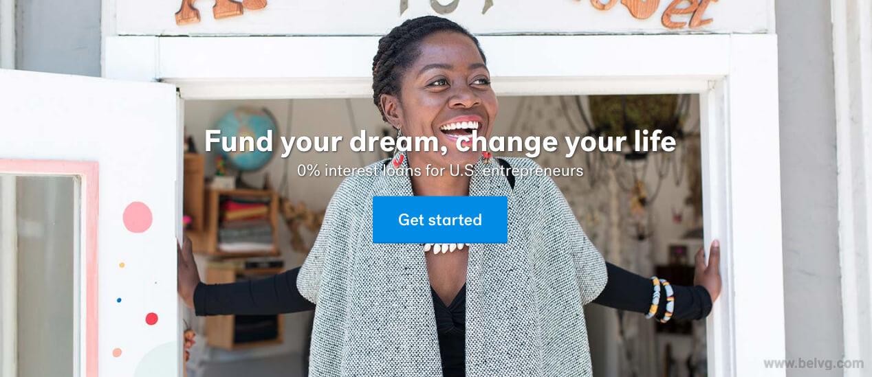 Kiva - fundraising website