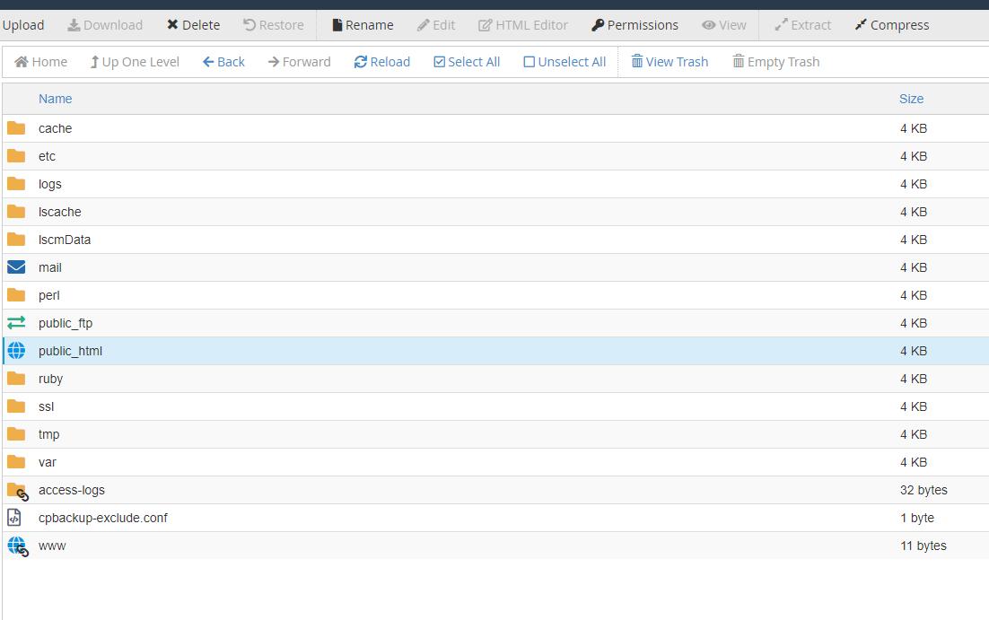 files migration in PrestaShop