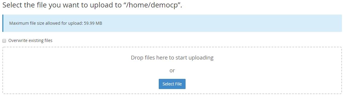 prestashop server migration - file migration