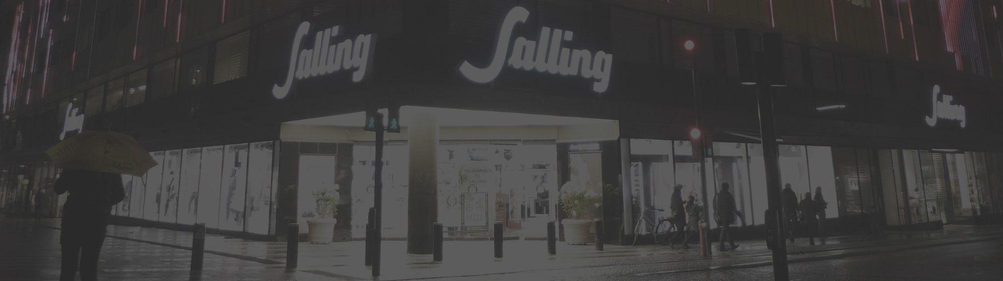 Salling-banner